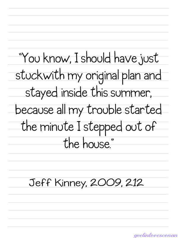 7 amusing quotes from diary of a wimpy kid dog days books y gel 212 solutioingenieria Images
