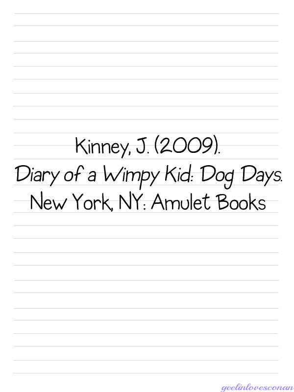 7 Amusing Quotes From Diary Of A Wimpy Kid Dog Days Books Y Gel