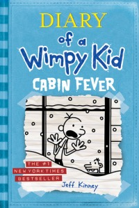 Diary of a Wimpy Kid Cabin Fever Jeff Kinney