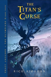 Percy Jackson and the Olympians #3 The Titan's Curse Rick Riordan