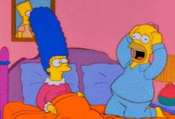 Homer Simpson head explode