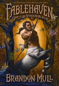 Fablehaven #3 Grip of the Shadow Plague Brandon Mull