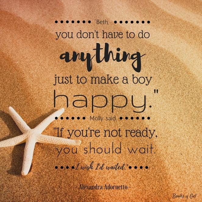 Halo Alexandra Adornetto quote